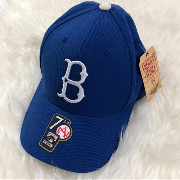91379c66e2609 American Needle Brooklyn Dodgers hat NWT